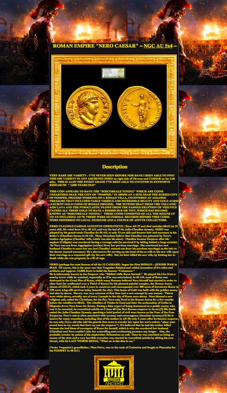 roman empire and nero Roman empire nero to constantine showing all 7 results grid view list view re26 roman tribunes (late republic – early imperial) £ 270 re38 roman legionary.
